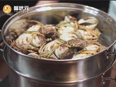 大閘蟹怎么做好吃:清蒸還是水煮?