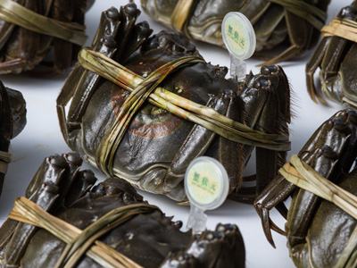 大閘蟹到底有什么樣的象征意義?