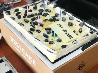 蟹状元11月生日会|特别的生日给特别的你