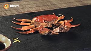 最嗲上海美女吃大闸蟹,听完感觉身体被掏空