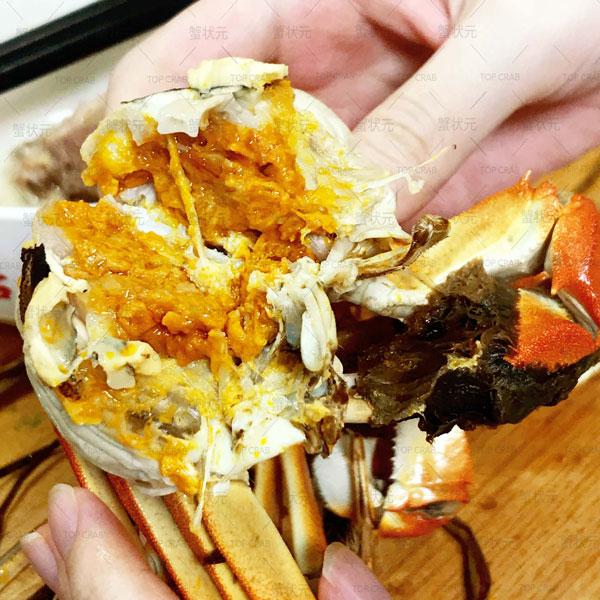 大闸蟹美食之11月蟹肥