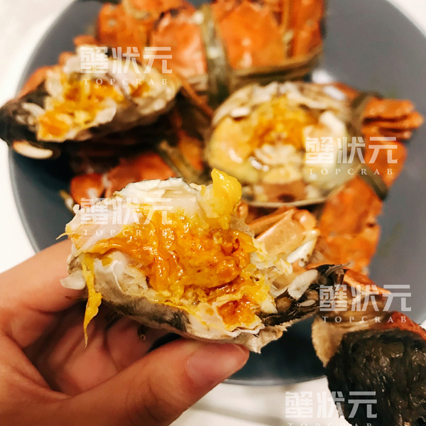 蟹状元大闸蟹美食