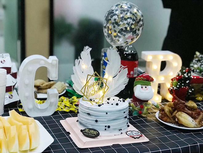 蟹状元2018十二月生日会美食02