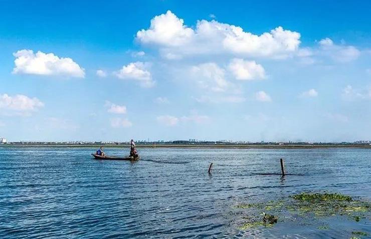阳澄湖风景