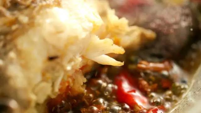 面包蟹蟹肉