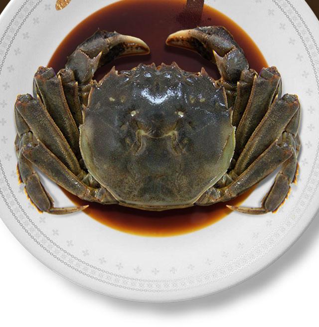 蟹状元醉螃蟹